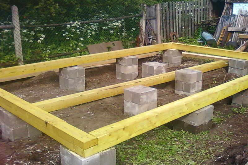 Проект фундамента для дома в Люберцах