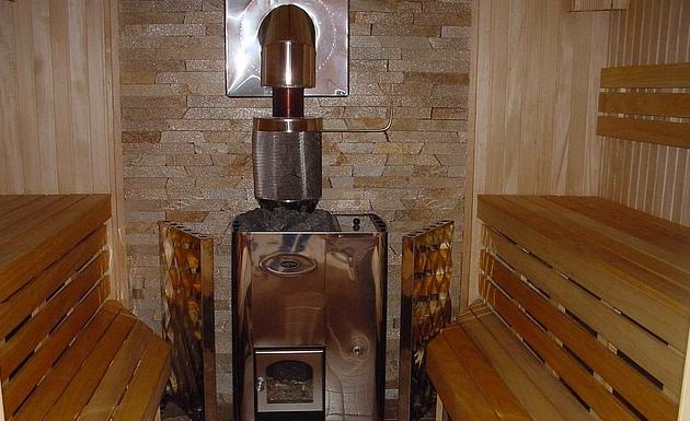Как сделать печь для бани своими руками из металла