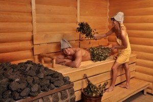 Попариться в русской бане
