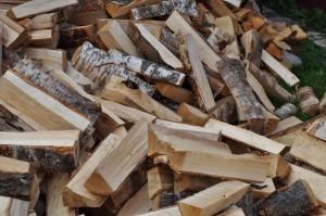 Лиственные дрова