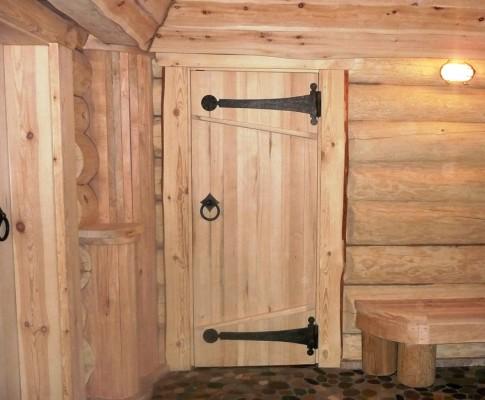 Как правильно сделать двери для бани своими руками