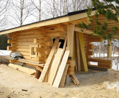 Из чего построить баню: материалы для строительства, советы