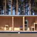 Как построить баню из контейнера своими руками (1)