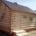 Как построить баню из осины своими руками (3)