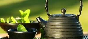 Травяные чаи в бани