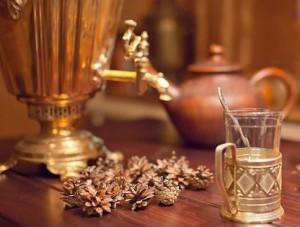 Чай после бани