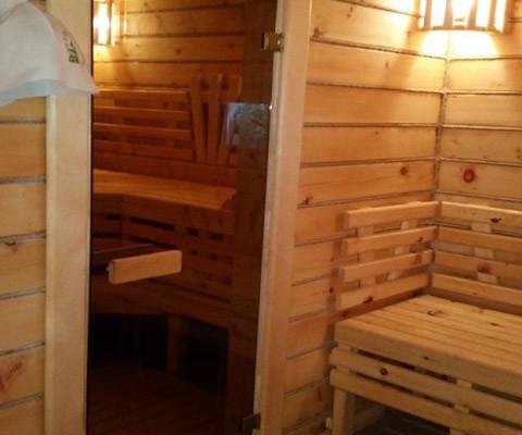 Какую дверь лучше поставить в баню