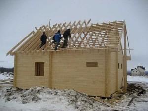 Особенности монтажа односкатной крыши