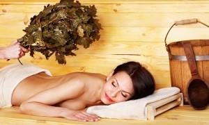 Правила посещения бани во время лактации