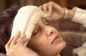 Что делать, если начинает болеть голова после бани