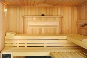 оптимальная высота бани от пола до потолка
