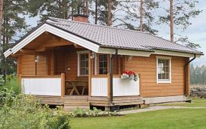Как построить баню по финской технологии (4)