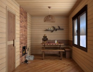комнаты отдыха в бане