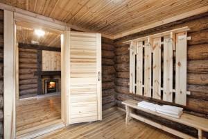 Как построить и оформить предбанник в бане своими руками