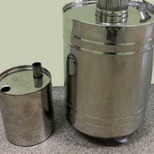 Как сделать парогенератор для бани своими руками
