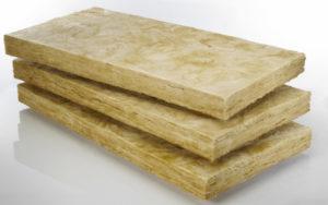 Где применяются теплоизоляционные плиты из минеральной ваты