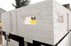 Строительство бани из газобетона и ее преимущества