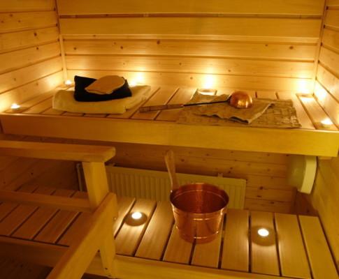 Как осуществляется защита стен бани от жара